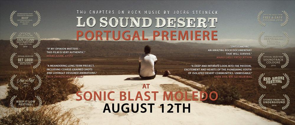 Lo Sound Desert - Vienna Premiere - facebook event