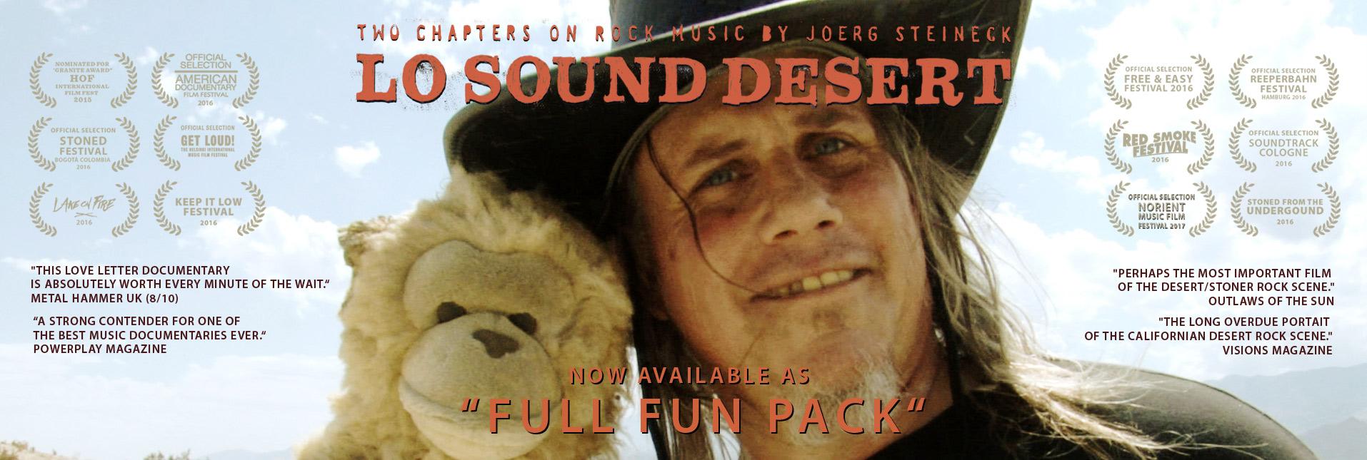 Order Lo Sound Desert