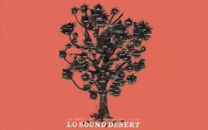 Lo Sound Desert - Official Family Tree poster